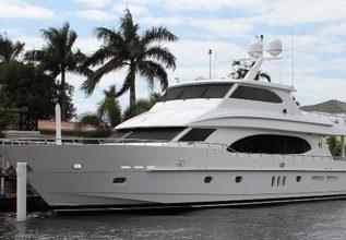 Heartbeat Charter Yacht at Yachts Miami Beach 2017