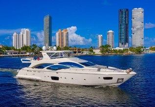 BT2 Charter Yacht at Fort Lauderdale International Boat Show (FLIBS) 2021