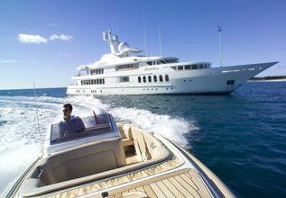Sea Huntress Charter Yacht at Antigua Charter Yacht Show 2016