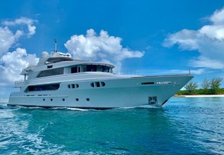 Far From It Charter Yacht at Antigua Charter Yacht Show 2016