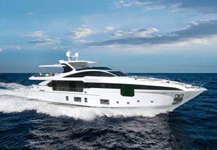 Iryna Charter Yacht at Monaco Yacht Show 2019