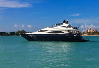 Quimalera Charter Yacht at Fort Lauderdale Boat Show 2017