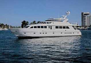 Happy Charter Yacht at Fort Lauderdale International Boat Show (FLIBS) 2021