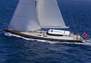 Allure A Charter Yacht at Mediterranean Yacht Show 2015