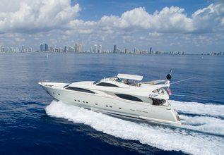 Paladin Charter Yacht at Yachts Miami Beach 2017