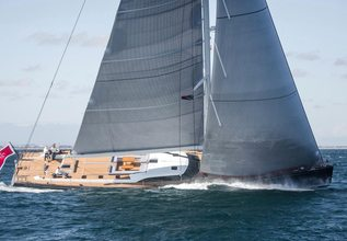 Egiwave Charter Yacht at The Superyacht Cup Palma 2016