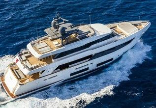 My Lara Charter Yacht at Miami Yacht Show 2018