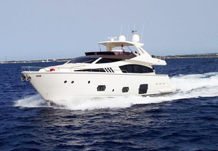 La Pace Charter Yacht at Miami Yacht Show 2020
