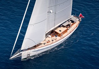 Nyima Charter Yacht at MYBA Charter Show 2015