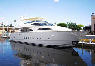Avante Charter Yacht at Miami Yacht & Brokerage Show 2015
