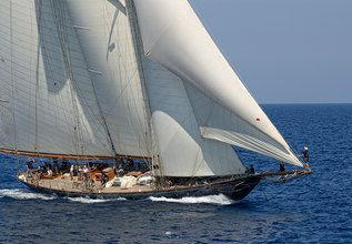 Mariette of 1915 Charter Yacht at The Superyacht Cup Palma 2016