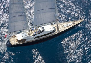 Victoria A Charter Yacht at Perini Navi Cup 2018