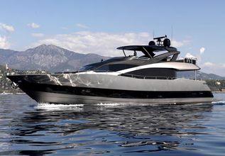 Mirka Charter Yacht at Monaco Yacht Show 2015
