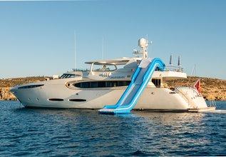Phoenix II Charter Yacht at MYBA Charter Show 2015