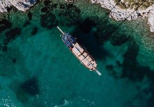Capricorn 1 Charter Yacht at TYBA Yacht Charter Show 2019