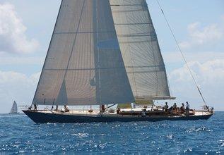 Volterra Charter Yacht at Les Voiles de Saint-Tropez 2013