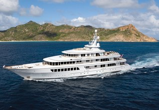 Utopia Charter Yacht at Monaco Grand Prix Yacht Charter