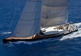 Yam 2 Charter Yacht at Antigua Charter Yacht Show 2016