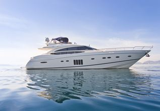 Catherine Charter Yacht at Mediterranean Yacht Show 2017