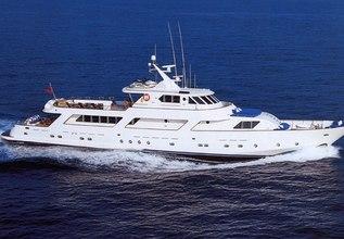 Ava Charter Yacht at MIPIM 2014