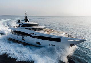 Mia Charter Yacht at Monaco Yacht Show 2018