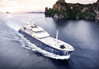 Northern Sun Charter Yacht at Thailand Yacht Show 2016