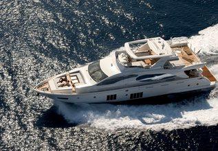 Knot Broke Charter Yacht at Miami Yacht & Brokerage Show 2015