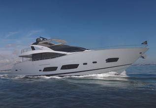 Aqua Libra Charter Yacht at Mediterranean Yacht Show 2017