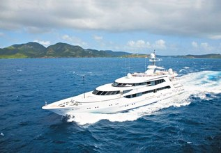 Lazy Z Charter Yacht at Antigua Charter Yacht Show 2014