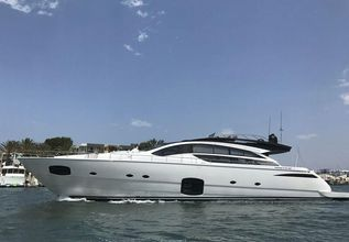 Double Or Nothing Charter Yacht at Fort Lauderdale Boat Show 2019 (FLIBS)