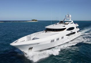 Reef Chief Charter Yacht at Antigua Charter Show 2013