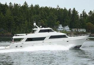 Phantom Charter Yacht at Miami Yacht Show 2020