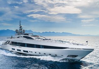 El Leon Charter Yacht at Monaco Yacht Show 2018