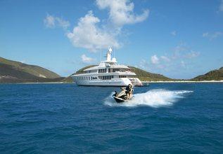 Harle Charter Yacht at Monaco Grand Prix 2014