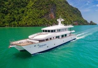 Phatsara Charter Yacht at Thailand Yacht Show 2018