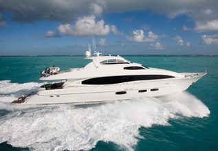 Short Story Charter Yacht at Palm Beach Boat Show 2014