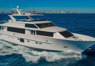 GG Charter Yacht at Fort Lauderdale International Boat Show (FLIBS) 2020- Attending Yachts
