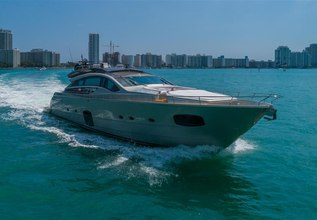 Groot Charter Yacht at Miami Yacht Show 2020