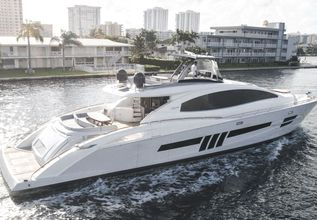 Helios Charter Yacht at Miami Yacht Show 2020