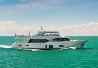 Entrepreneur Charter Yacht at Fort Lauderdale International Boat Show (FLIBS) 2021