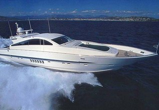 Kiluanje Charter Yacht at Cannes Yachting Festival 2014