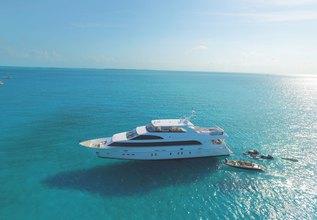 Renaissance Charter Yacht at Yachts Miami Beach 2017