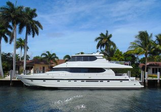 Watch Aft Charter Yacht at Fort Lauderdale Boat Show 2017