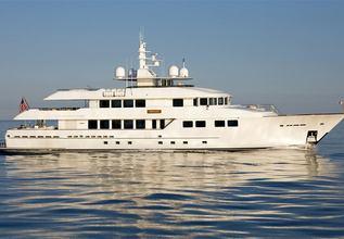 Ingot Charter Yacht at Caribbean Superyacht Regatta 2013