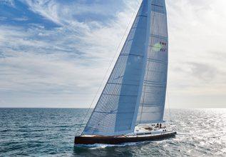 Cygnus Montanus Charter Yacht at Thailand Yacht Show 2018