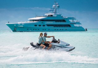 Remember When Charter Yacht at Palm Beach Boat Show 2014