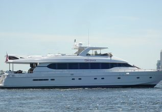 Triple Net Charter Yacht at Palm Beach Boat Show 2019