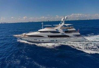 Il Barbetta Charter Yacht at Miami Yacht Show 2020
