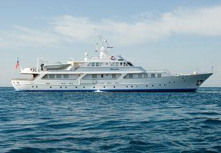 Lalibela Charter Yacht at MYBA Charter Show 2014