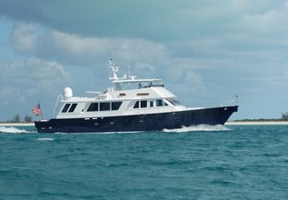 Nirvana Charter Yacht at Fort Lauderdale Boat Show 2019 (FLIBS)